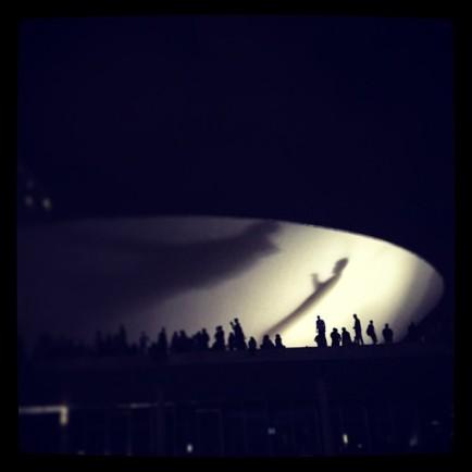 """O povo em Brasília foi gigante"" - Rafael Georges"